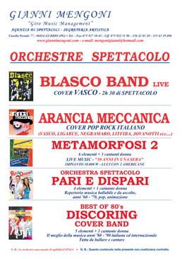 Orchestre Spettacolo